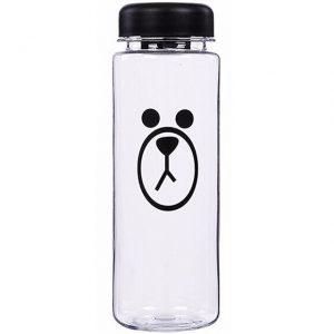 glazen fles
