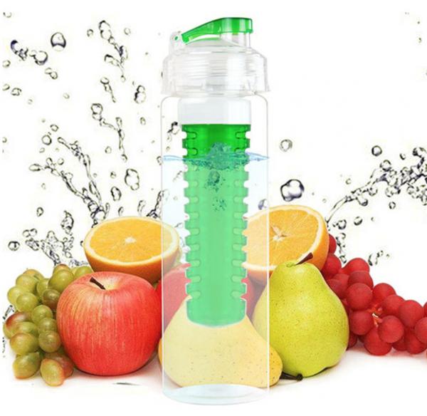 fruit infuser waterfles